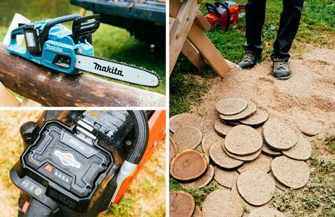 The Best Cordless Chainsaws